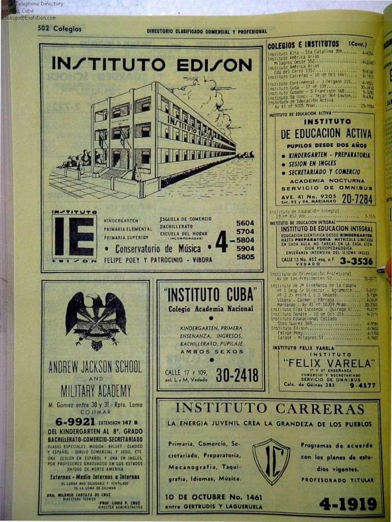 CUBANEANDO: HISTORIA DE CUBA EN IMAGENES - Página 2 Col410