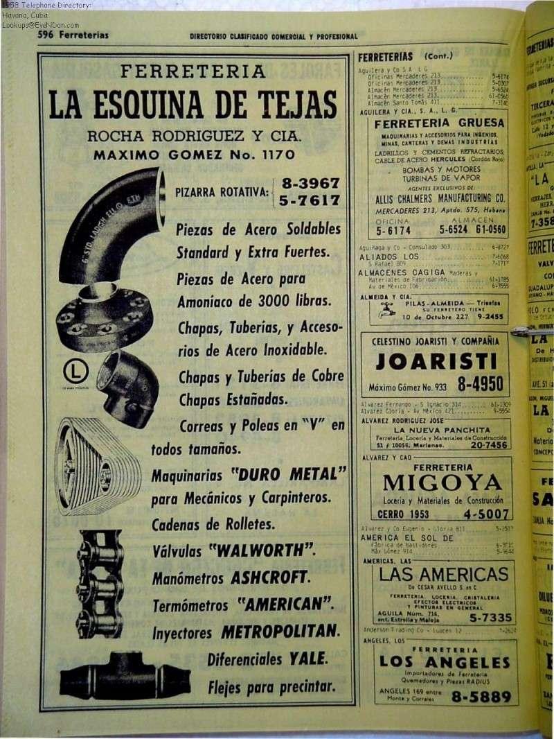 CUBANEANDO: HISTORIA DE CUBA EN IMAGENES - Página 2 Ferr210