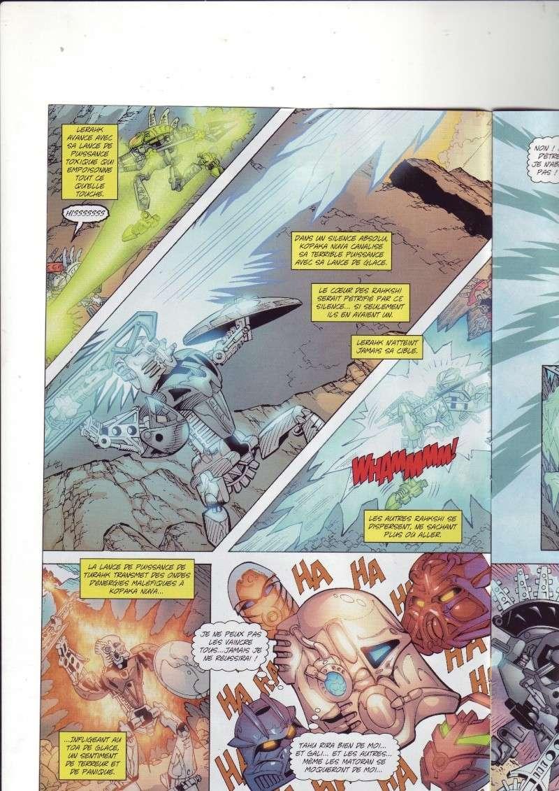 [Comics] VF des BD Bionicle : N°14 La découverte d'un héros Save0065