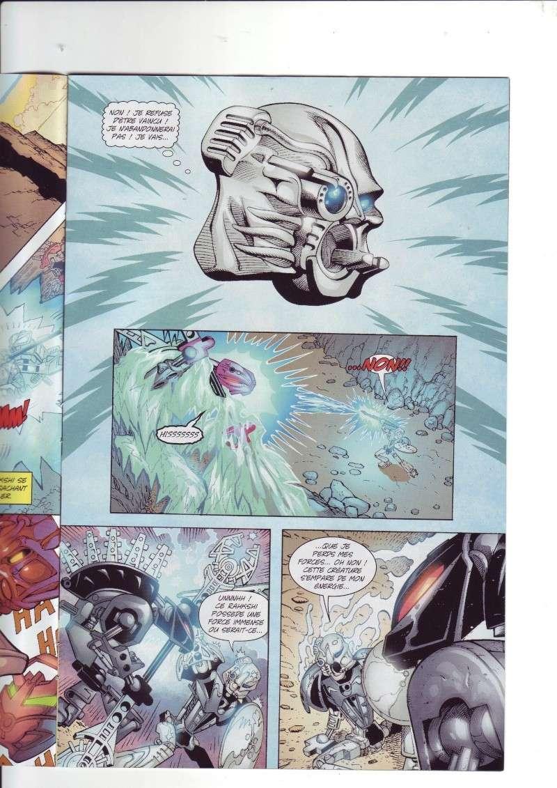 [Comics] VF des BD Bionicle : N°14 La découverte d'un héros Save0066