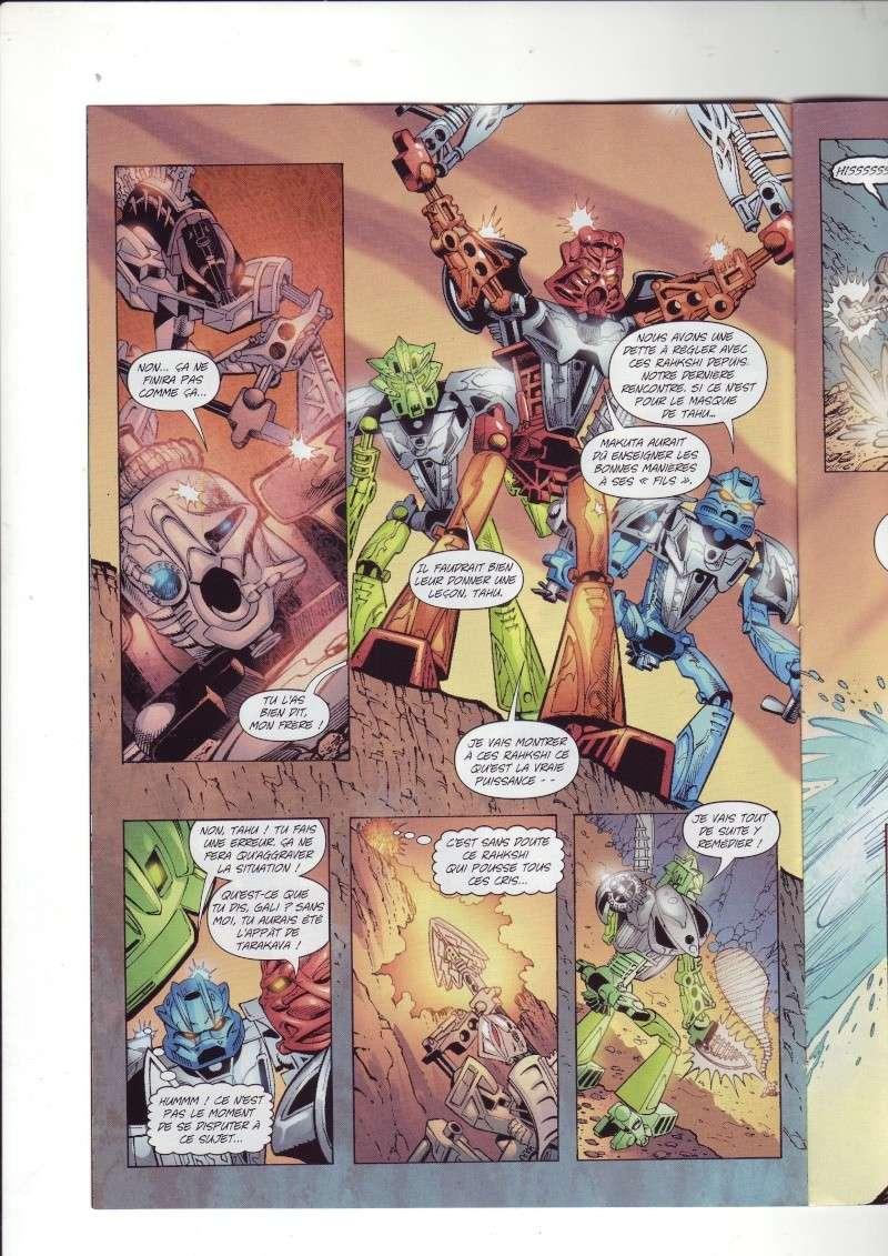 [Comics] VF des BD Bionicle : N°14 La découverte d'un héros Save0067