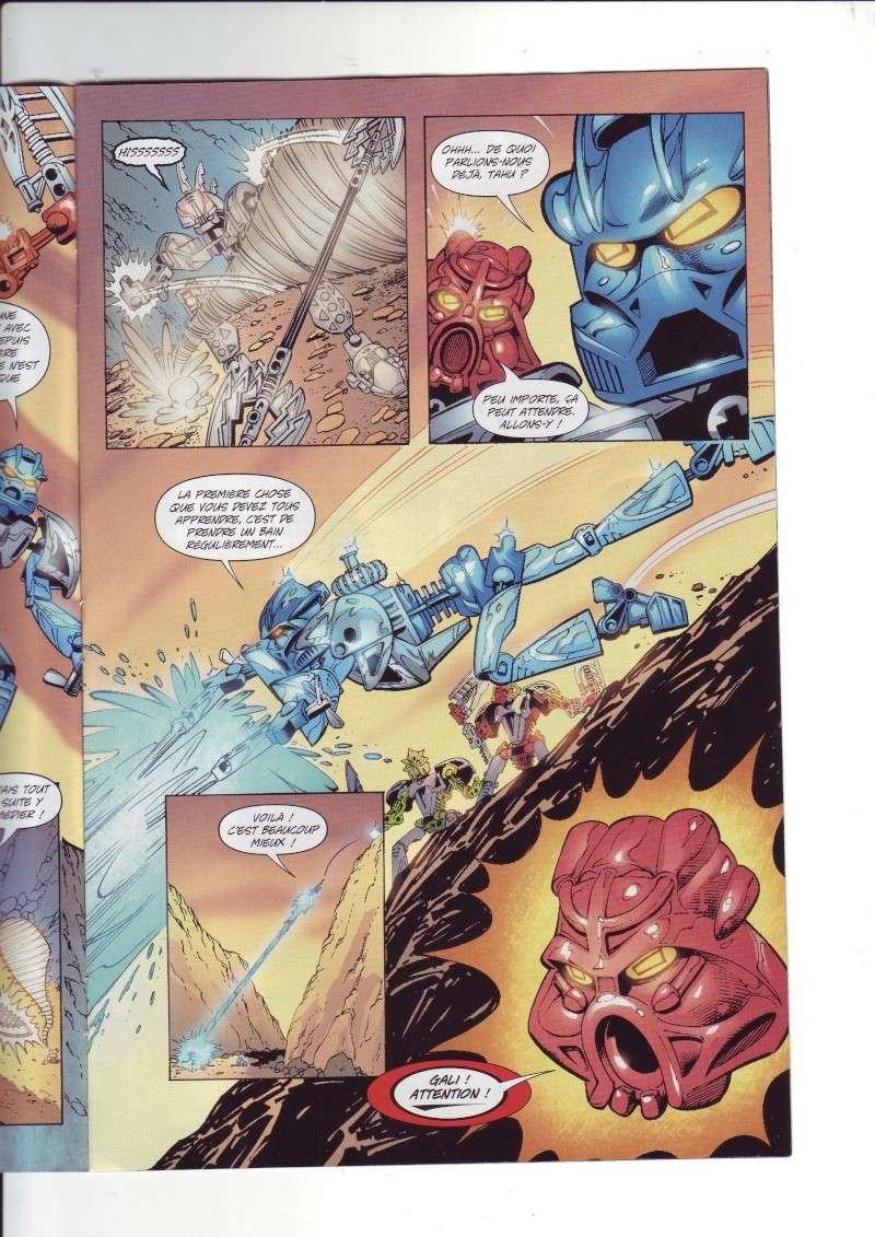[Comics] VF des BD Bionicle : N°14 La découverte d'un héros Save0068