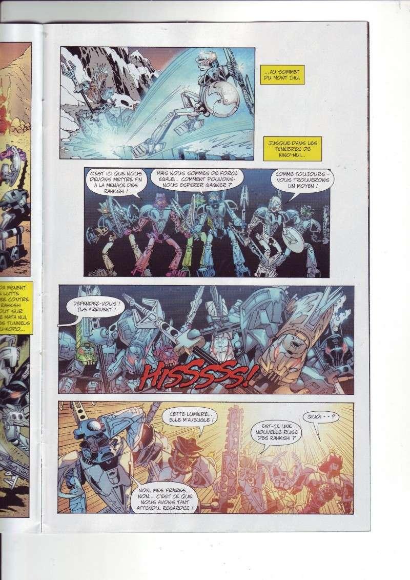 [Comics] VF des BD Bionicle : N°14 La découverte d'un héros Save0074