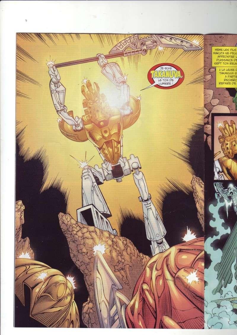 [Comics] VF des BD Bionicle : N°14 La découverte d'un héros Save0075