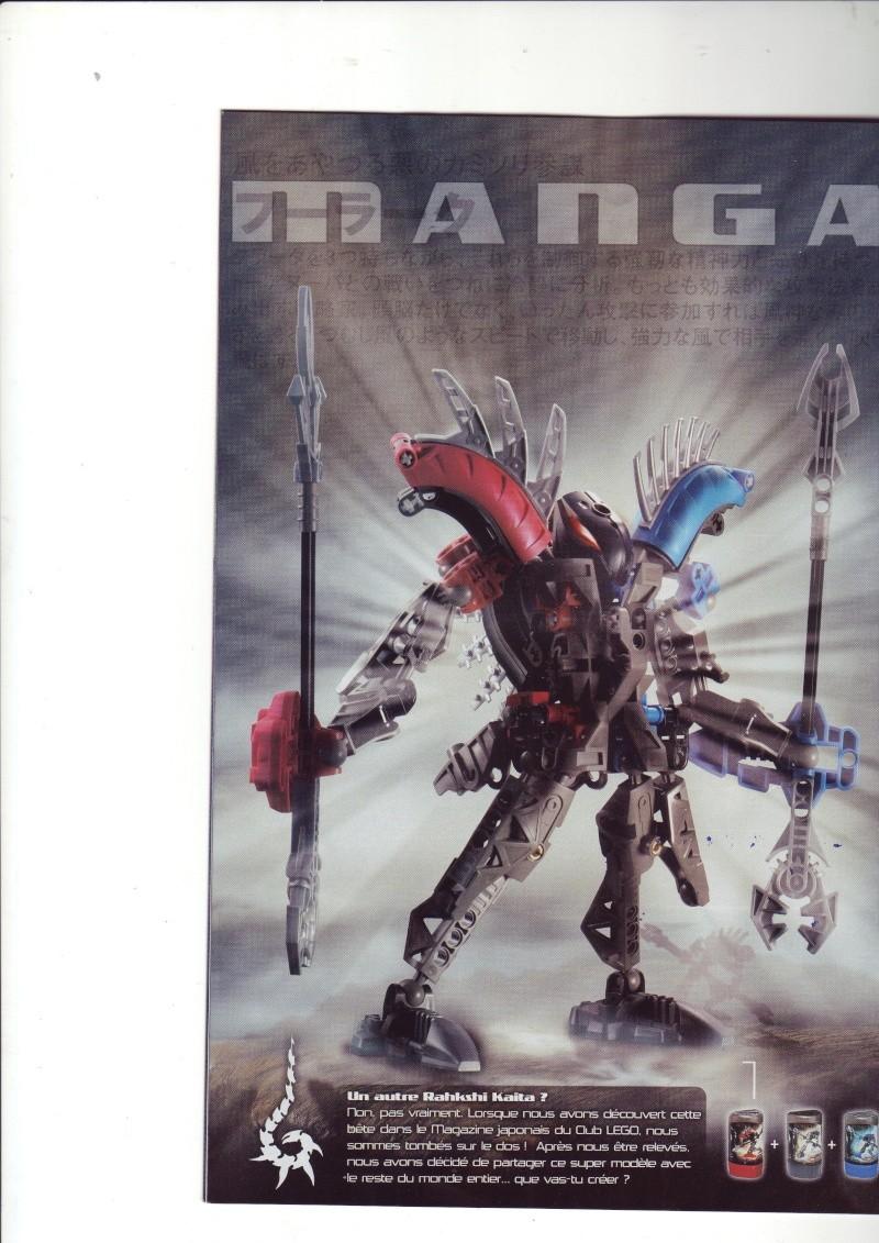 [Comics] VF des BD Bionicle : N°14 La découverte d'un héros Save0079