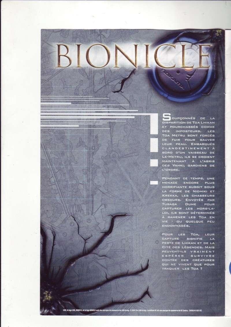 [Comics] VF des BD Bionicle : Les dangereux chasseurs obscurs N°20 Save0227