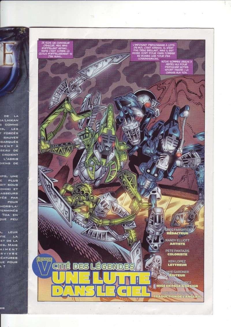 [Comics] VF des BD Bionicle : Les dangereux chasseurs obscurs N°20 Save0228