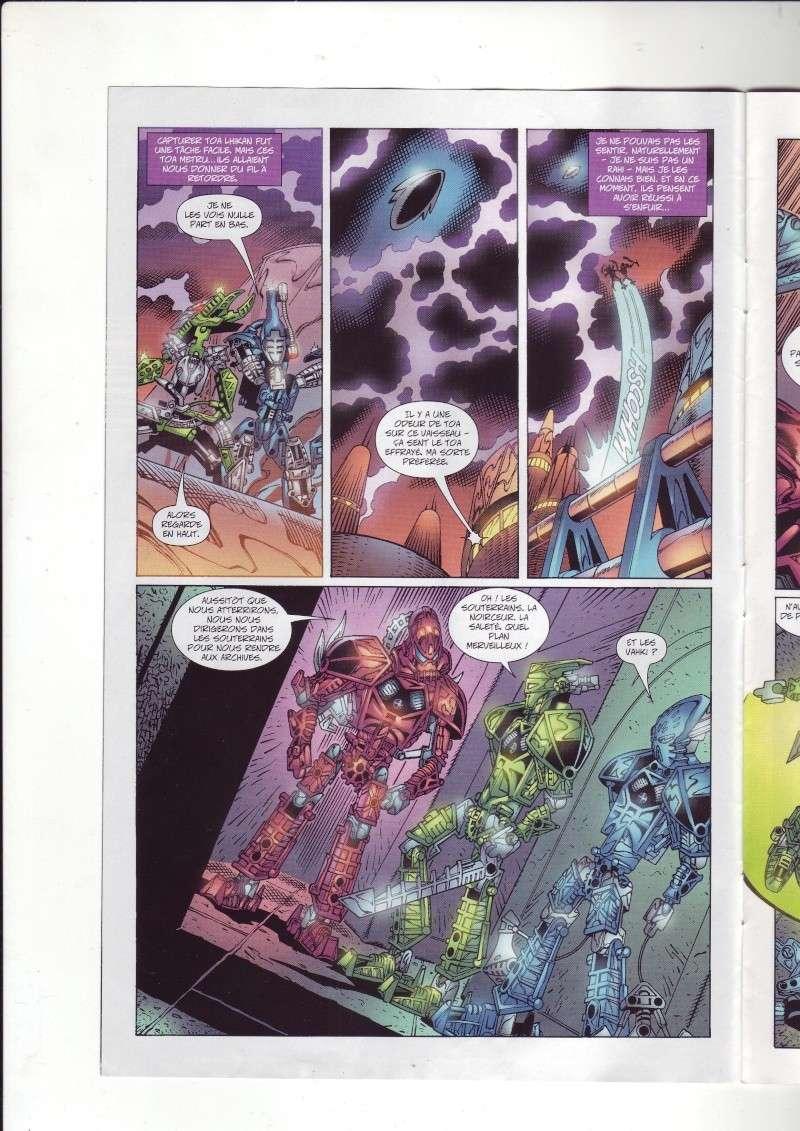 [Comics] VF des BD Bionicle : Les dangereux chasseurs obscurs N°20 Save0229