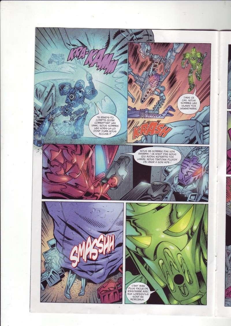 [Comics] VF des BD Bionicle : Les dangereux chasseurs obscurs N°20 Save0232