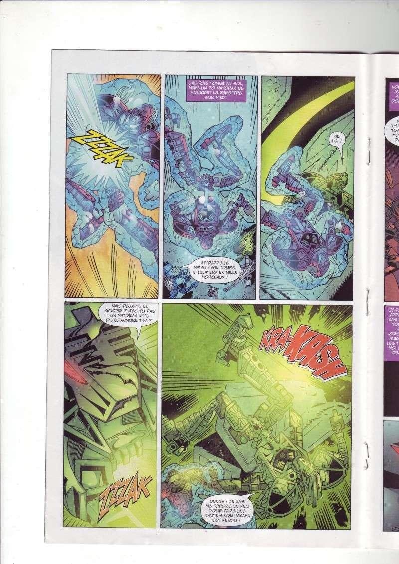 [Comics] VF des BD Bionicle : Les dangereux chasseurs obscurs N°20 Save0234