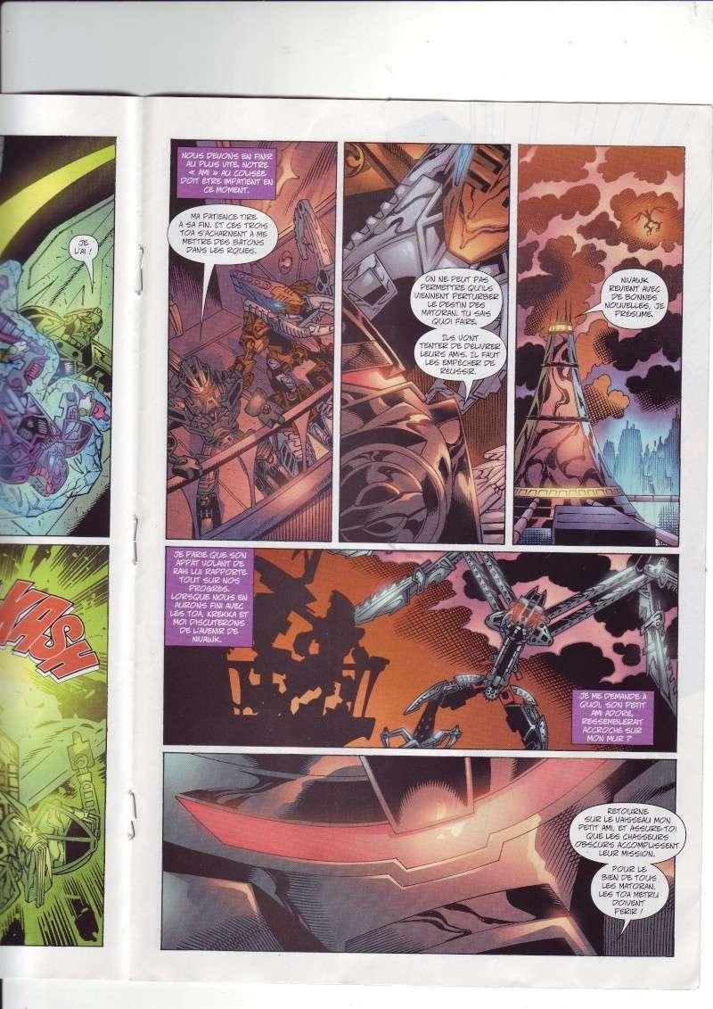 [Comics] VF des BD Bionicle : Les dangereux chasseurs obscurs N°20 Save0235
