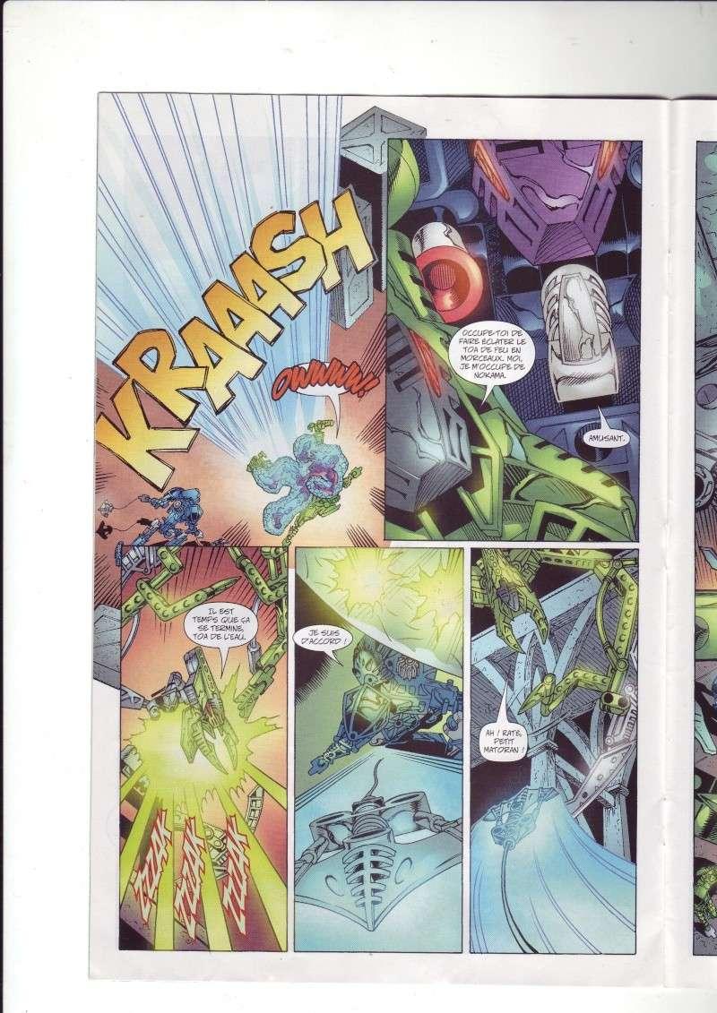 [Comics] VF des BD Bionicle : Les dangereux chasseurs obscurs N°20 Save0236
