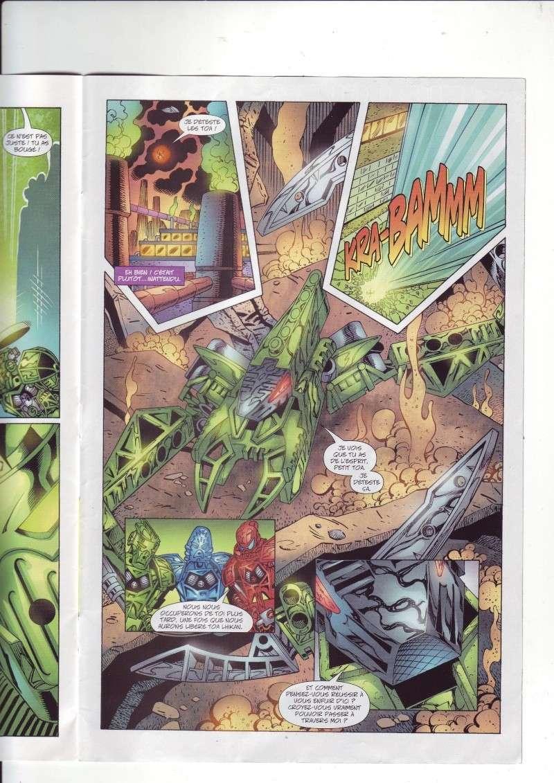 [Comics] VF des BD Bionicle : Les dangereux chasseurs obscurs N°20 Save0239