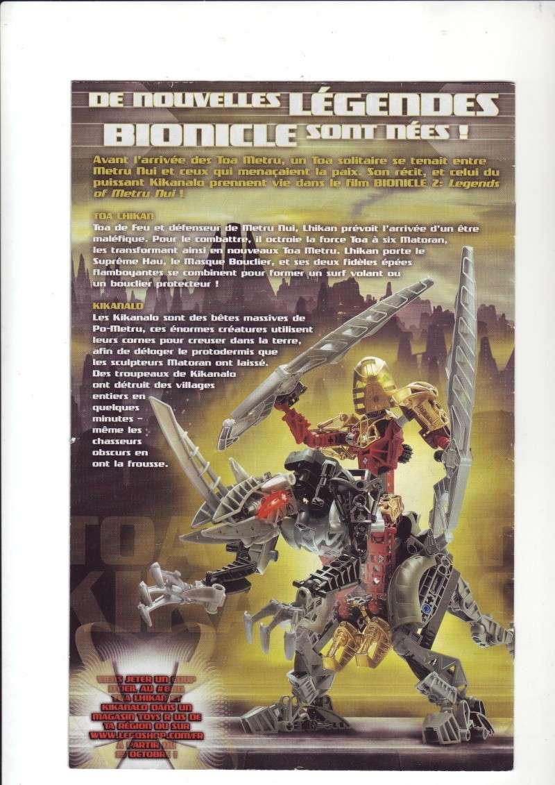 [Comics] VF des BD Bionicle : Les dangereux chasseurs obscurs N°20 Save0242