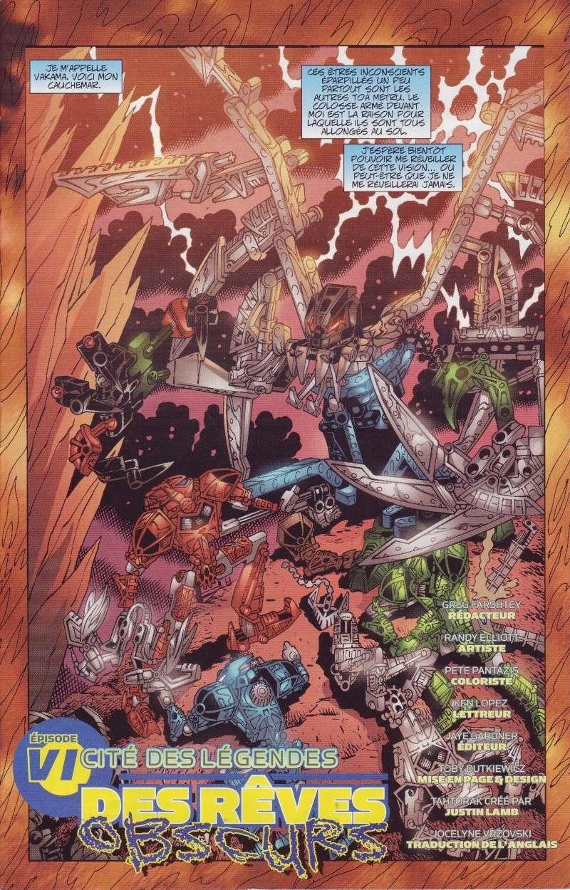 [Comics] VF des BD Bionicle : Un cauchemar N°21 Save0248