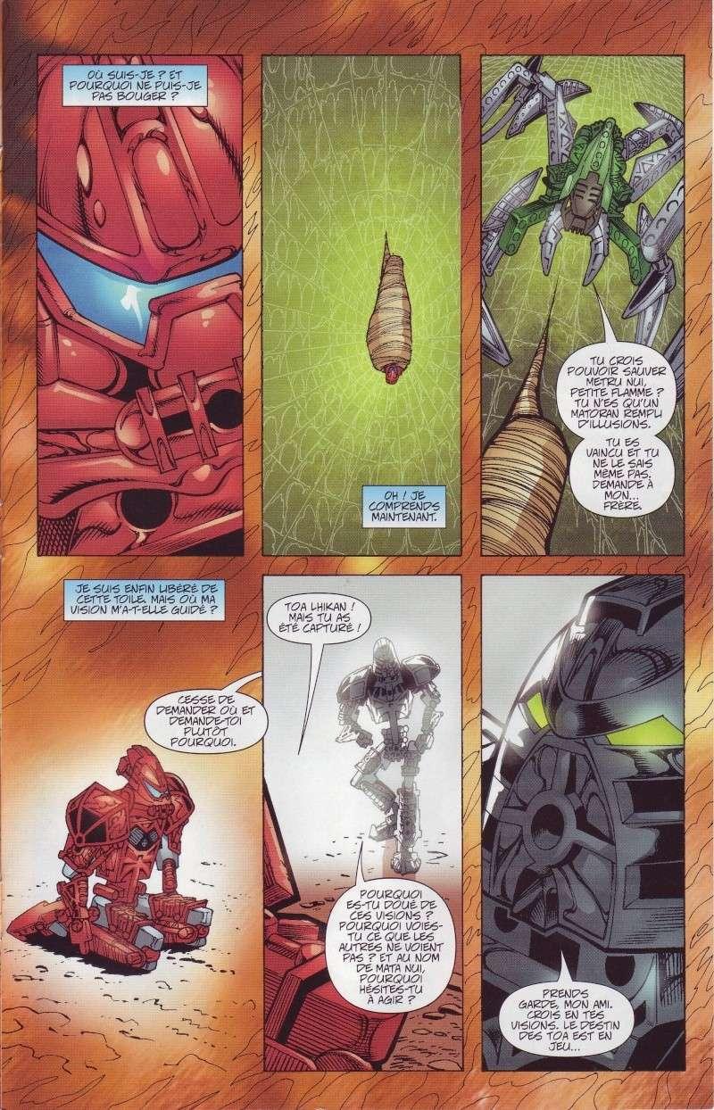 [Comics] VF des BD Bionicle : Un cauchemar N°21 Save0249