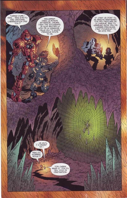 [Comics] VF des BD Bionicle : Un cauchemar N°21 Save0250