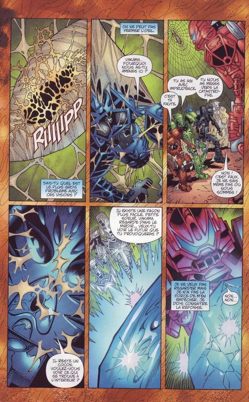 [Comics] VF des BD Bionicle : Un cauchemar N°21 Save0251