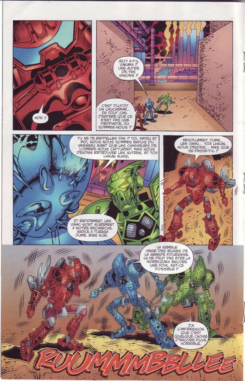 [Comics] VF des BD Bionicle : Un cauchemar N°21 Save0252