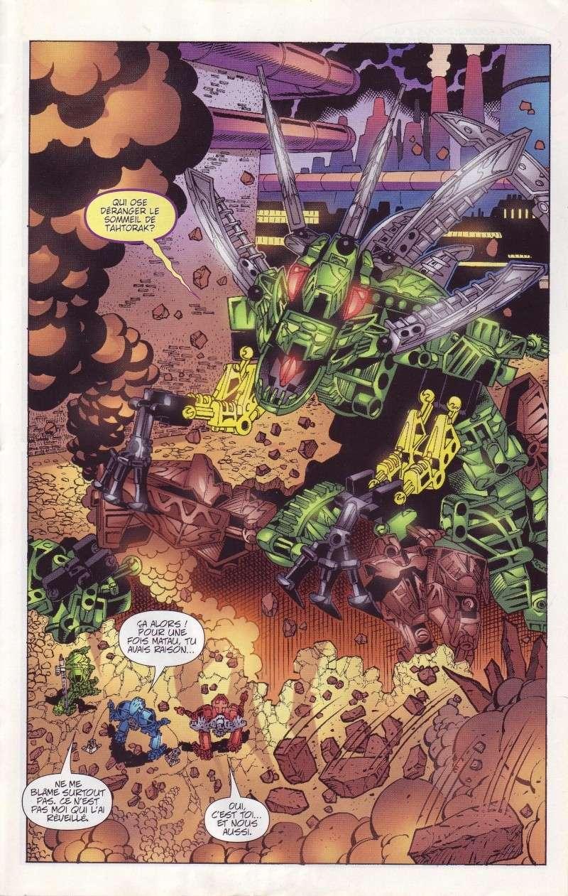 [Comics] VF des BD Bionicle : Un cauchemar N°21 Save0253