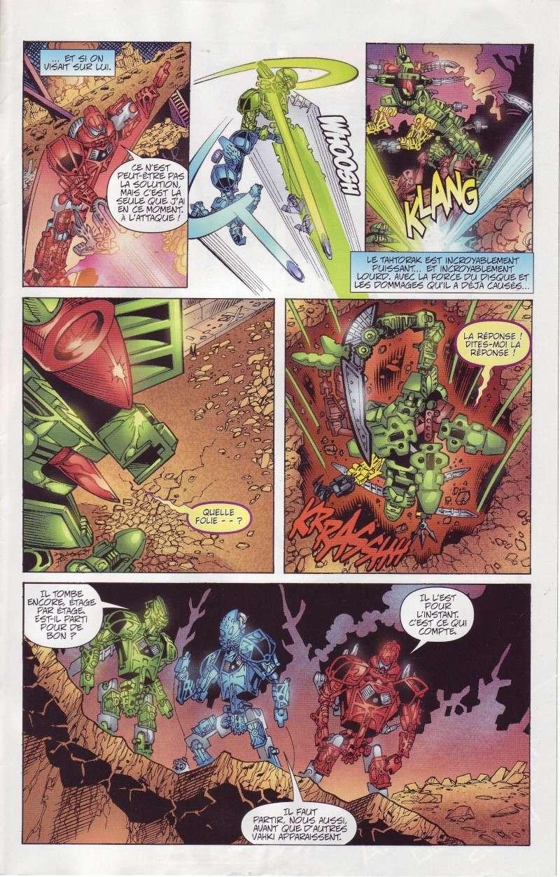 [Comics] VF des BD Bionicle : Un cauchemar N°21 Save0257