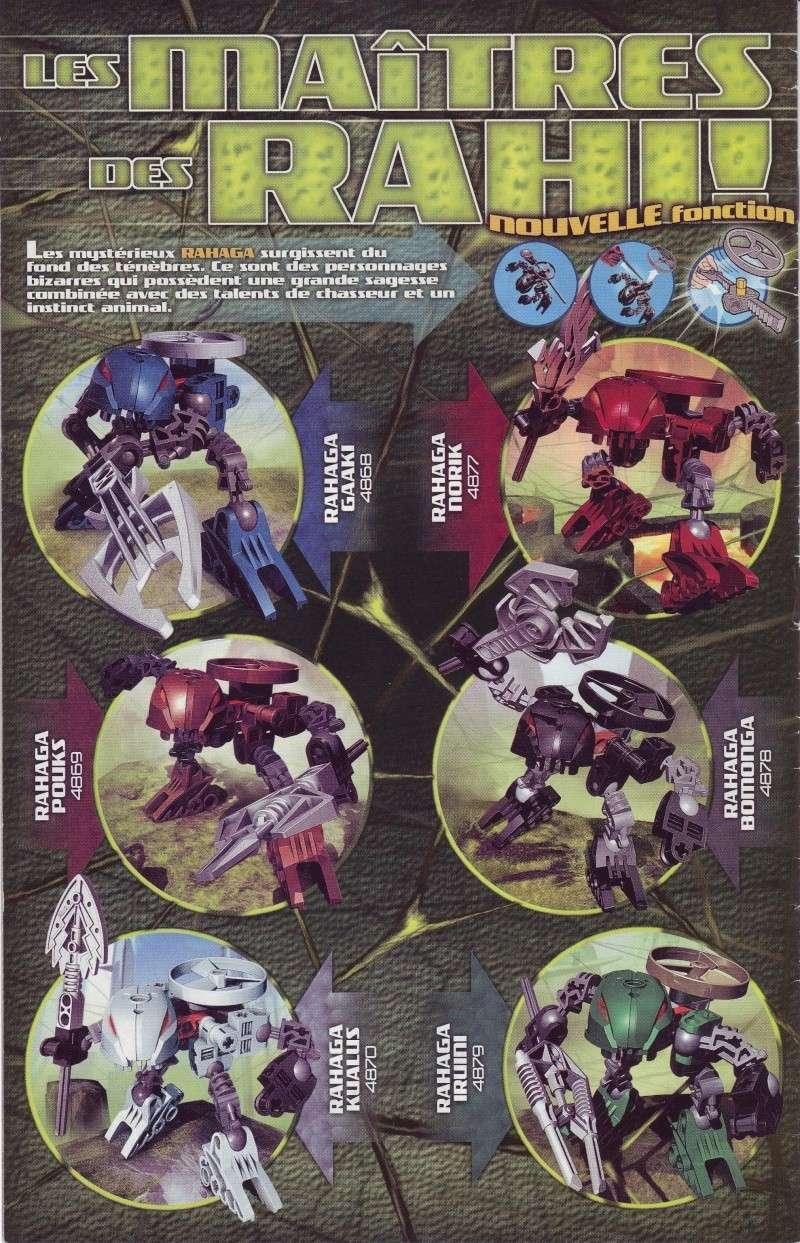 [Comics] VF des BD Bionicle : Un cauchemar N°21 Save0259