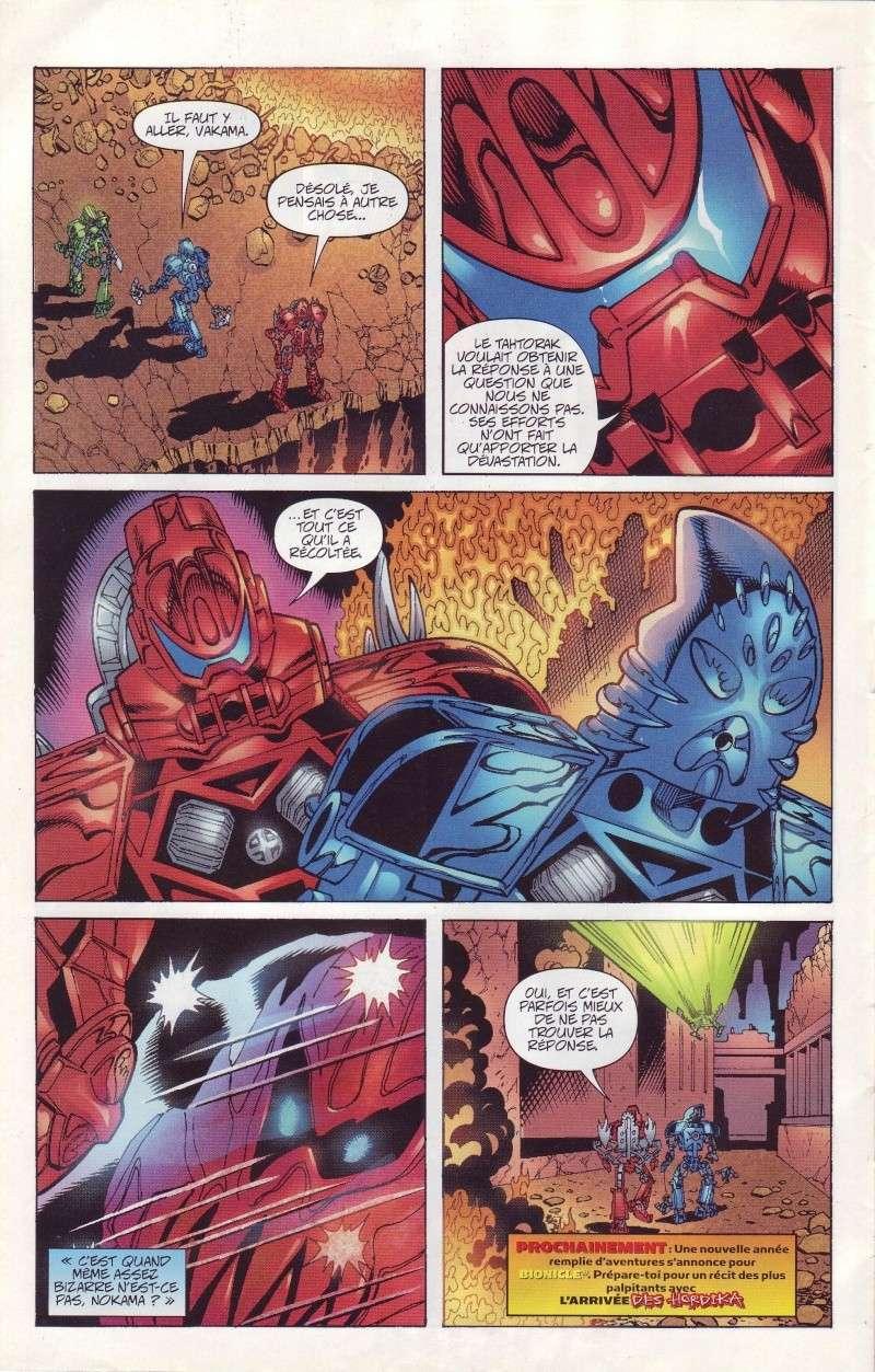 [Comics] VF des BD Bionicle : Un cauchemar N°21 Save0260