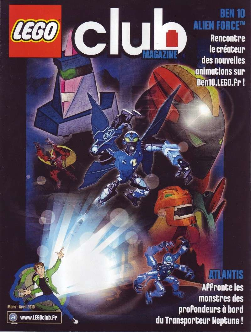 [Comics] LEGO Magazine mars - avril 2010 Save0261