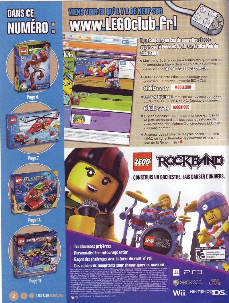 [Comics] LEGO Magazine mars - avril 2010 Save0262