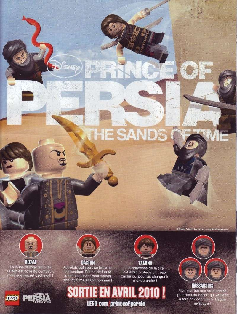 [Comics] LEGO Magazine mars - avril 2010 Save0263