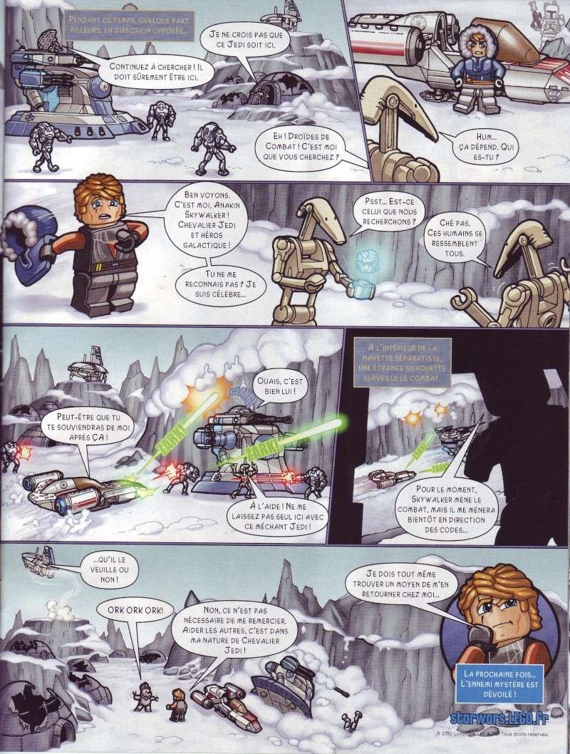 [Comics] LEGO Magazine mars - avril 2010 Save0269