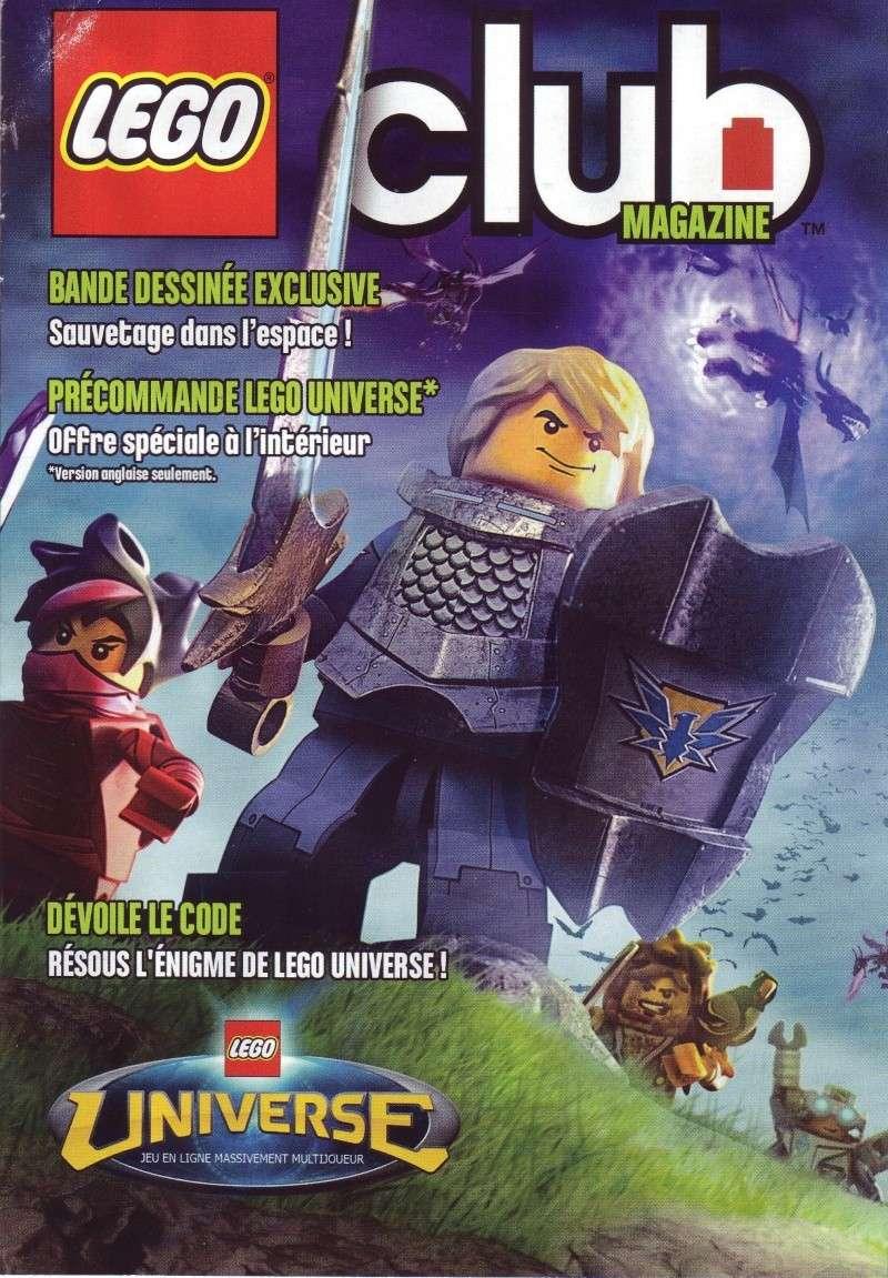 [Comics] LEGO Universe Magazine Mai - juin 2010 Save0322