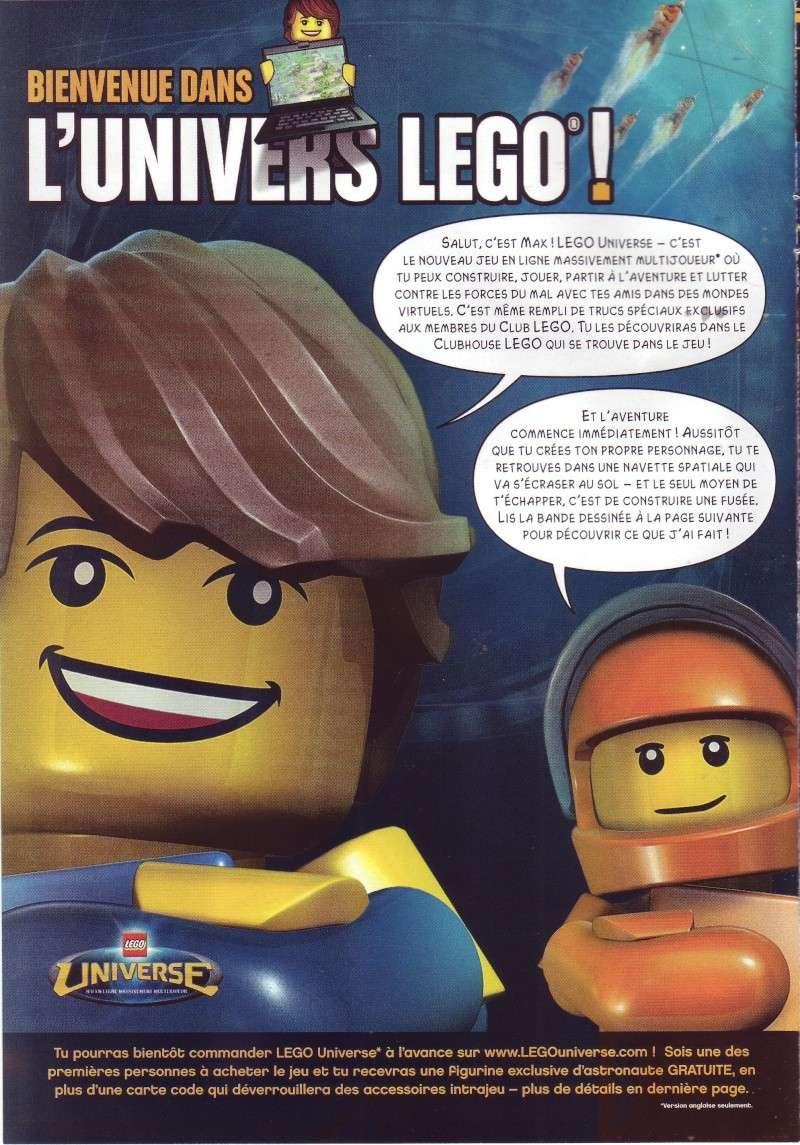 [Comics] LEGO Universe Magazine Mai - juin 2010 Save0323