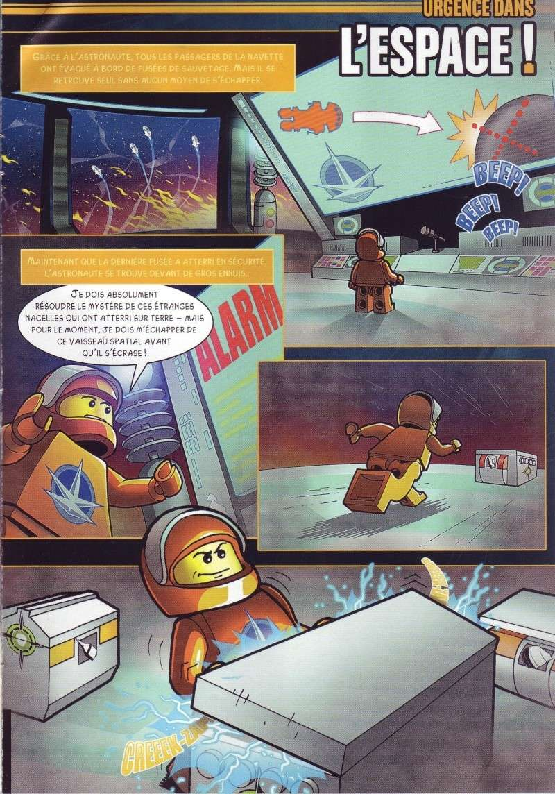 [Comics] LEGO Universe Magazine Mai - juin 2010 Save0324