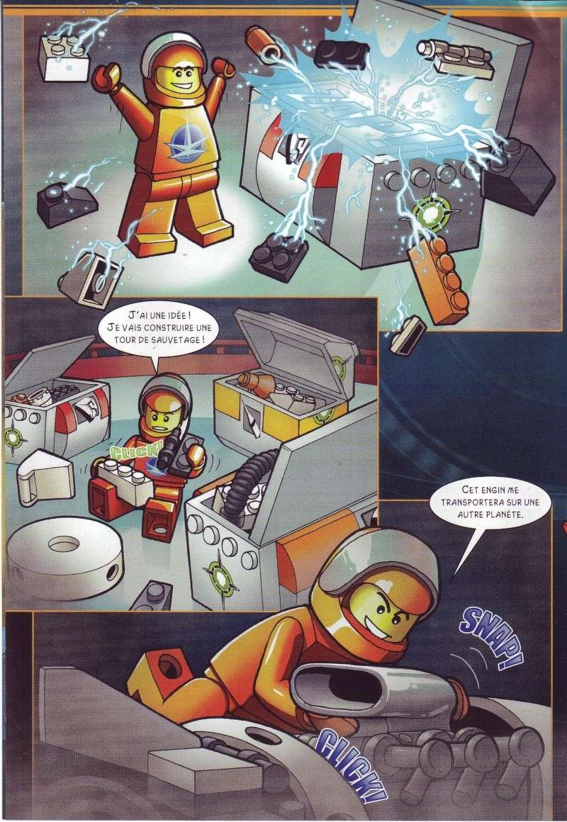 [Comics] LEGO Universe Magazine Mai - juin 2010 Save0325