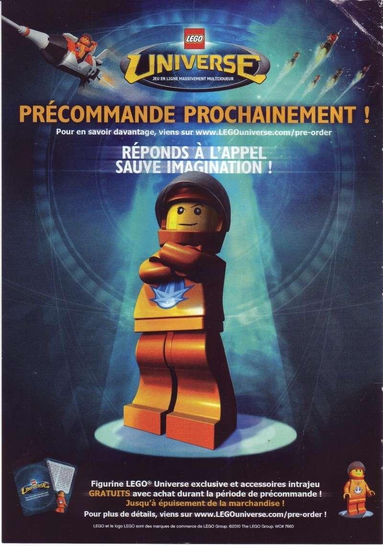 [Comics] LEGO Universe Magazine Mai - juin 2010 Save0329