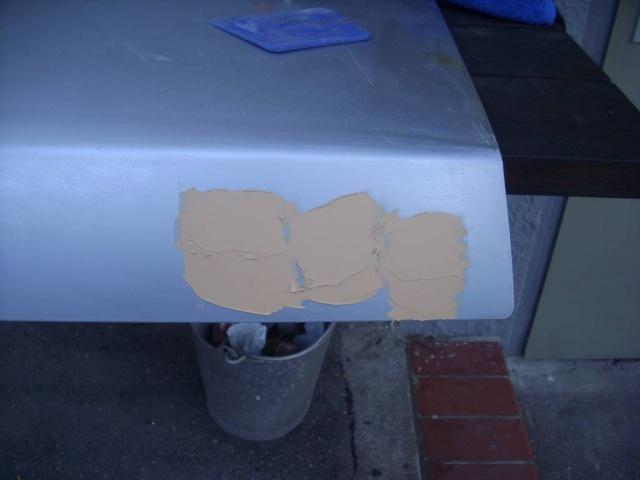 Umbau Kofferraumdeckel Ascona C A610
