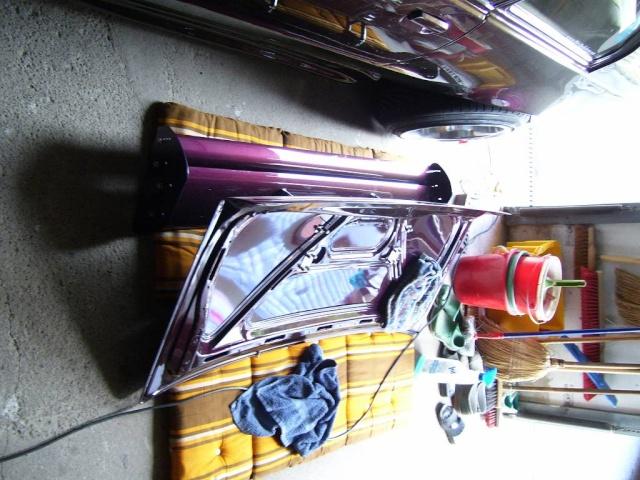 Umbau Kofferraumdeckel Ascona C E710