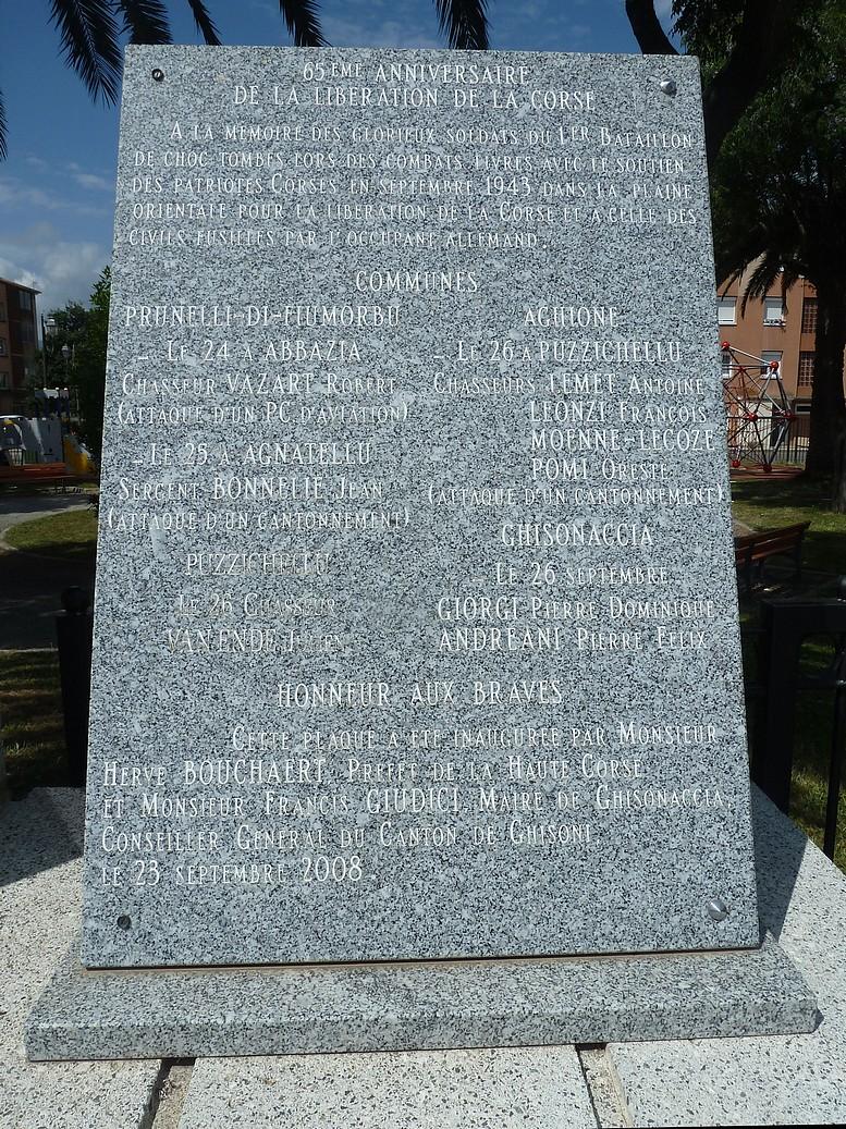 tombes btn-choc carre militaire du cimetière de bastia Ghison10