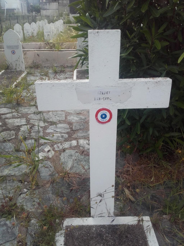 tombes btn-choc carre militaire du cimetière de bastia Nouvel13