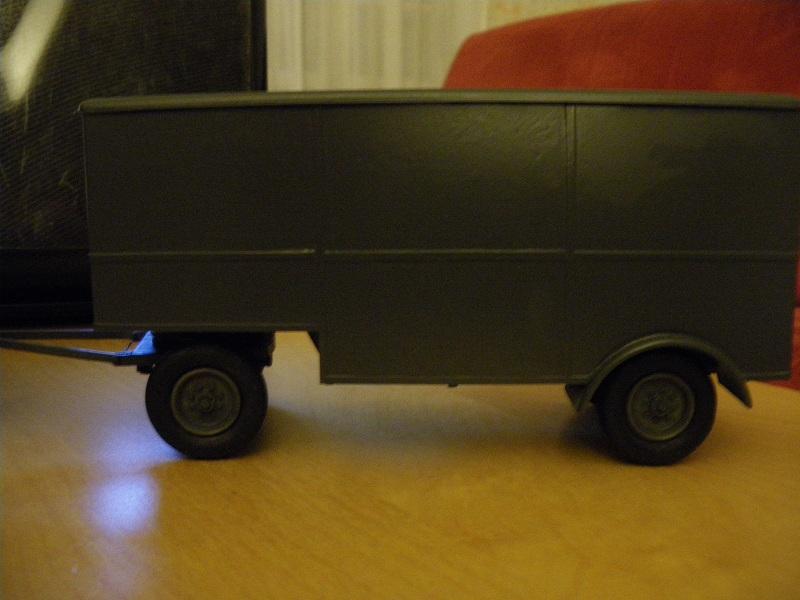 Mercedes 4500 et cargo trailer Imgp1111