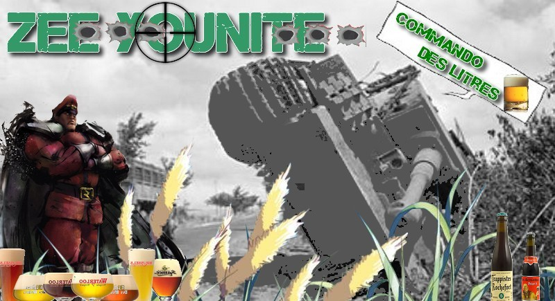 Zee Younite, commando des litres... Bannie11