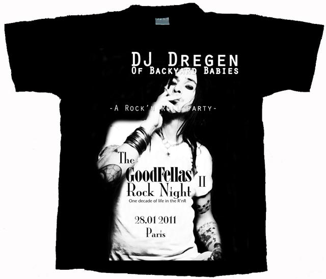 DJ DREGEN en tournée, avec un passage sur Paris! T-shir10