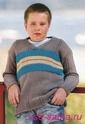 Кофточки и свитера для мальчиков 110
