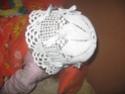 Летние вязанные шапочки,  шляпки и косынки Ddddnd12