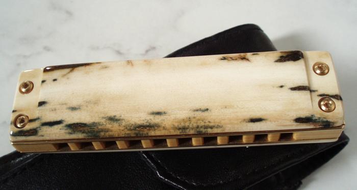 Les harmonicas BRODUR Crossb10