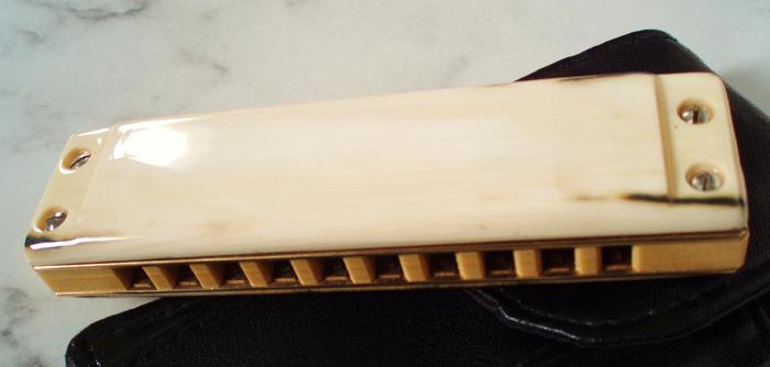Les harmonicas BRODUR Crossb11