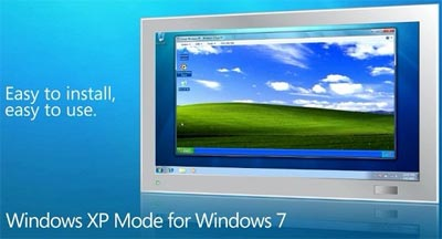 Windows Virtual PC XP Mode Windows 7 Virtua10