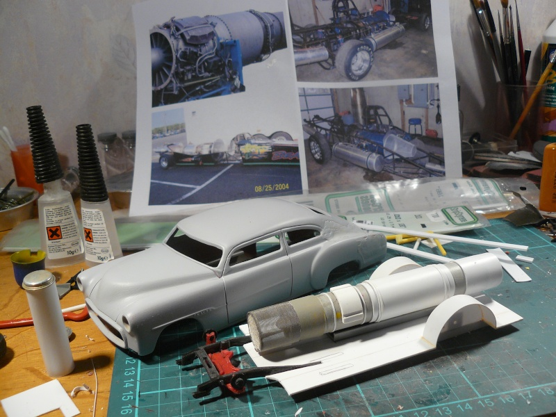 "Chevy 51 fletline ""jet-car"" P1220825"