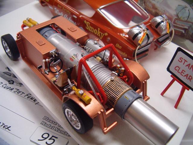 "Chevy 51 fletline ""jet-car"" Rocket11"